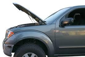 2012 Nissan Pathfinder Hood QuickLIFT