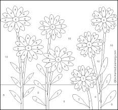 591bdff856985673bed239e28ee5f867 daisy scouts girl scouts 326 best images about color by number on pinterest dovers on color by number spanish coloring page