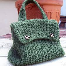 Crochet Bag Patterns For Beginners