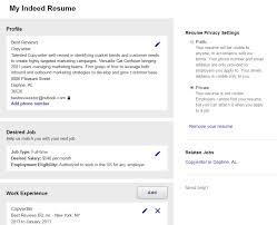 Websites To Post Resumes Best Resume Gallery Posting Resume On