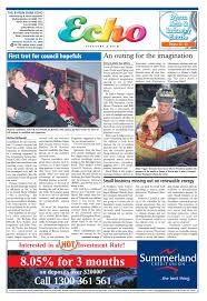 Byron Shire Echo – Issue 23.12 – 26/08/2008 by Echo Publications - issuu