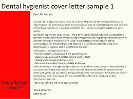 dental hygiene cover letter examples dental hygienist cover letter sample