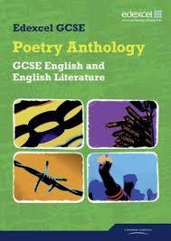 edexcel gcse poetry anthology by carol