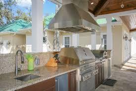 outdoor kitchen living space remodel in alva florida by progressive design build