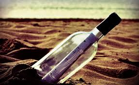 letter in a bottle 28 years later love letter found in a bottle indiatoday