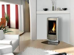 fireplace heat reflector uk contemporary surround ideas gray white concrete tiles contrast colors shield for deflector