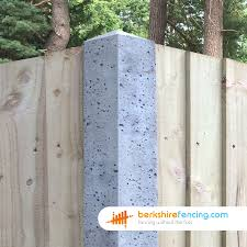 concrete fence posts. Wonderful Fence 100mm X 1800mm Concrete Slotted Corner Fence Post Built In  For A Customer  Throughout Posts R