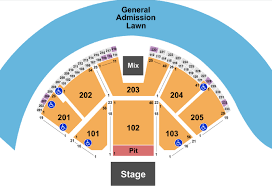 Timberwolf Amphitheatre Seating Chart Gorge Amphitheatre Tickets With No Fees At Ticket Club