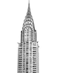 chrysler building black and white. new york architecture photography chrysler building black and white minimalist home decor urban