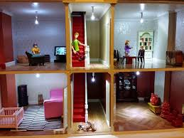 dollhouse lighting. Introduction: Easy LED Doll\u0027s House Lighting Dollhouse S