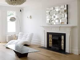 decorations decorating a fireplace mantel decorating a fireplace mantel with unique mirror decor