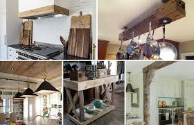 Diy kitchen projects Decor 15 Diy Kitchen Decor Projects Done With Reclaimed Wood Proud Home Decor 15 Diy Kitchen Decor Projects Done With Reclaimed Wood Proud Home