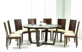 round smoked glass dining table also elegant white modern grey frosted