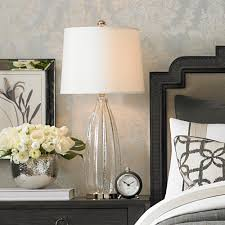 bedroom end table lamps with lamp unique for your the new way home decor large console
