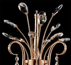 Настольная лампа Lumien Hall Хлоя 0015/3T-FGD — купить в ...