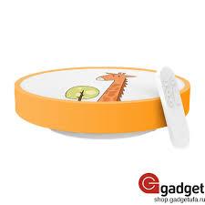 потолочный светильник Yeelight Smart Led Ceiling Lamp Kids Version жираф