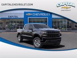 New 2021 Chevrolet Silverado 1500 Custom 3gcpwbek8mg238540 Pickuptrucks Com