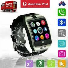 <b>New Q18</b> Bluetooth <b>Smart Watch</b> Phone Wrist Touch Screen <b>watch</b> ...