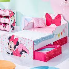 minnie mouse bow toddler 2 drawer
