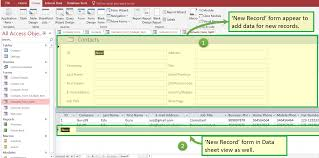 What Is Microsoft Access Ms Access Tutorial Learn With Example