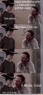 Walking Dead Coral on Pinterest | Walking Dead, Lol and Rick Grimes via Relatably.com