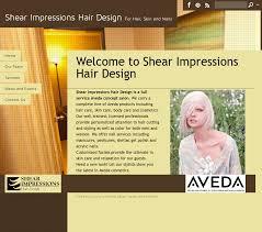 Shear Design Salon Spa Stroudsburg Pa Shear Impressions Hair Design Competitors Revenue And