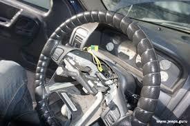 how to replace jeep grand cherokee 99 04 clock spring jeeps guru clock spring 12