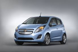 2014 Chevrolet Spark - Information and photos - ZombieDrive