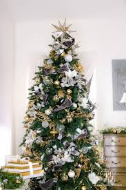 Grey Christmas Tree 2221 Best Christmas Trees Images On Pinterest Christmas Time