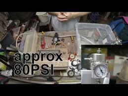 12V <b>DC</b> 100PSI 4L/<b>MIN</b> High Pressure Diaphragm Water Pump Test ...