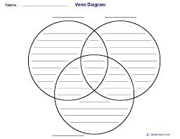 4 Circle Venn Diagram Template Printable 4 Circle Diagram Template Editable Venn Trejos Co