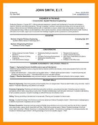 Engineering Student Resume Adorable Petroleum Engineering Resume Examples Engineer Sample Free