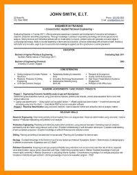 Engineering Student Resume Adorable Petroleum Engineering Resume Examples Engineer Sample Free