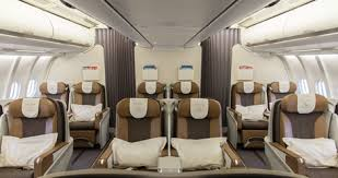 Flight Review South African Airways A330 200 Business Class