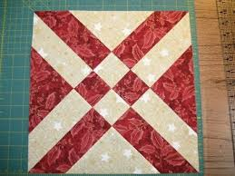 135 best Quilt Blocks images on Pinterest | Quilt blocks, Molde ... & Sondra Millard Mojoquiltdesigns: This block is fun! I cut the starter  squares at inches and started the stitching at inches and then cut at inches  instead ... Adamdwight.com