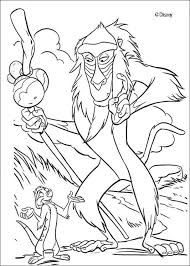 Small Picture Timon and rafiki coloring pages Hellokidscom
