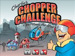 chopper challenge operation air mail multiplication com