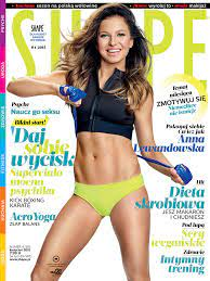 Anna was a polish karate champion. Anna Lewandowska For Shape Poland On Behance