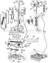 parts for 2400rs oreck vacuum cleaners image image