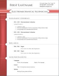 free template for resumes to download resume format downloads