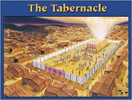 The Tabernacle Chart Tabernacle Old Testament Symbolism