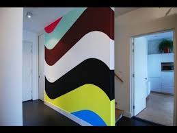 Stripe painted walls Decor How To Paint Stripe Painting Stripes On Walls Youtube How To Paint Stripe Painting Stripes On Walls Youtube