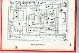 any one understand haynes wiring diagrams passionford if you look at k6 number 17 is fag lighter wiring thanks