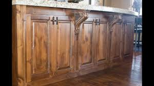 Knotty Alder Wood Cabinets Knotty Alder Cabinets Youtube