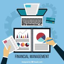 Finnacial Management Financial Management Background Vector Free Download
