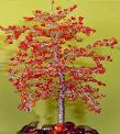 Схемы плетения деревьев из