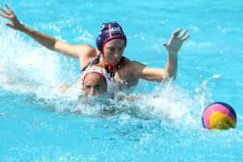 MROlympics: 10 Questions With Olympic Water Polo Player KK Clark — They  Just Won the Gold! | Repeller | Bloglovin'