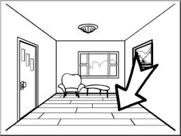 floor clipart. Interesting Floor Clip Art Basic Words Floor Bu0026W Unlabeled I Abcteachcom  Preview 1 And Clipart
