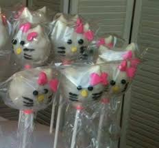 Hello Kitty Cake Pops Picture Of Marie And Twannettes Bakery