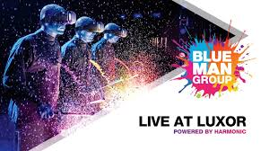 Blue Man Group Chicago Seating Chart Live Blue Man Group Performance 360 Vr Experience Las Vegas At Luxor Hotel Casino